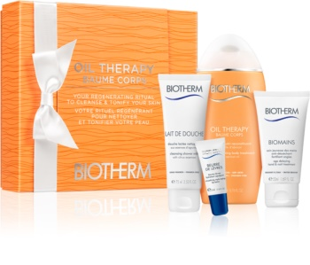 Biotherm Oil Therapy Baume Corps Cosmetic Set I.