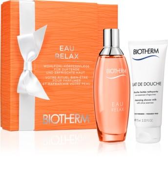 Biotherm Eau Relax coffret cadeau I.
