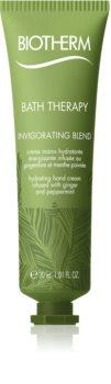 Biotherm Bath Therapy Invigorating Blend κρέμα για τα χέρια