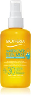 Biotherm Waterlover Sun Mist brume solaire en spray SPF 30