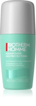 Biotherm Homme Aquapower antiperspirant s chladivým účinkom