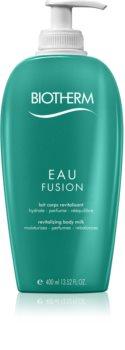 Biotherm Eau Fusion aufmunternde Body lotion