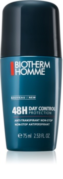 Biotherm Homme Day Control Déodorant anti-transpirant roll-on  sans parabène