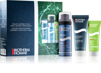 Biotherm Homme Age Fitness Advanced set de viaje II.