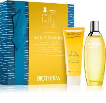 Biotherm Eau Vitaminée Geschenkset III.