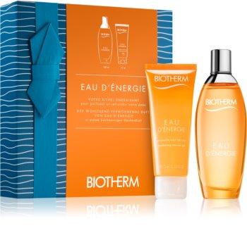 Biotherm Eau D'Énergie Gift Set  III.