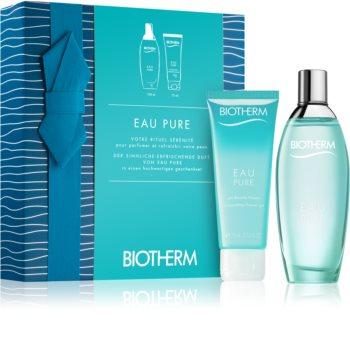 Biotherm Eau Pure coffret cadeau II. pour femme