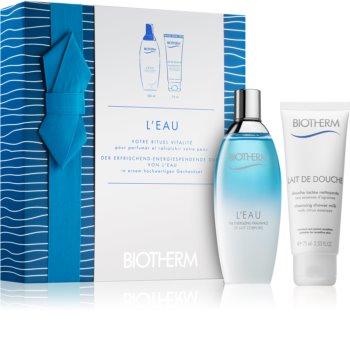 Biotherm L'Eau Gift Set  II.