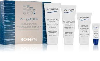 Biotherm Lait Corporel Kosmetik-Set  III.