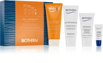 Biotherm Oil Therapy Baume Corps Cosmetic Set (For Dry Skin)