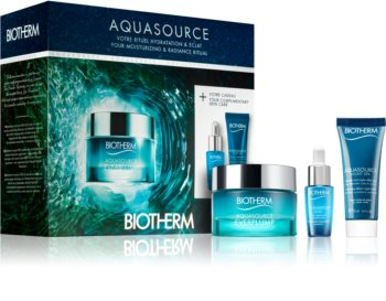 Biotherm Aquasource Everplump Cosmetic Set (for All Skin Types)