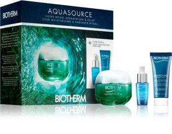 Biotherm Aquasource coffret cosmétique (pour peaux normales à mixtes)