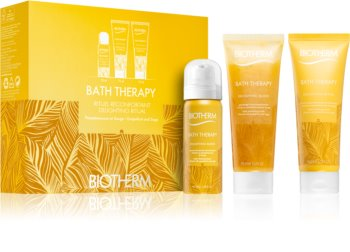 Biotherm Bath Therapy Delighting Blend Cosmetic Set Delighting Ritual