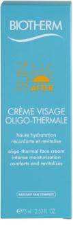Biotherm After Sun After Sun Crème  voor Gezicht en Decolleté