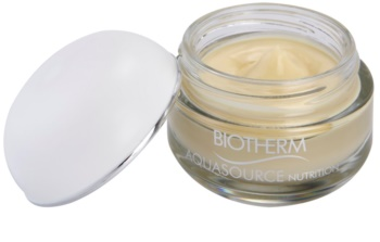 Biotherm Aquasource Nutrition Extra Hydrating Cream For Very Dry Skin