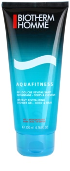 Biotherm Aquafitness Shower Gel And Shampoo 2 In 1