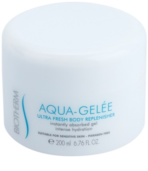 Biotherm Aqua-Gelée hladilna vlažilna krema za občutljivo kožo