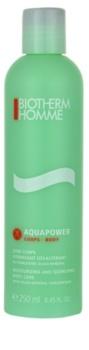 Biotherm Homme Aquapower hidratáló testápoló tej minden bőrtípusra