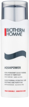 Biotherm Homme Aquapower Oligo-Thermal Hydrating Care Soothing and Fortifying