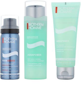 Biotherm Homme Aquapower kozmetická sada IX.