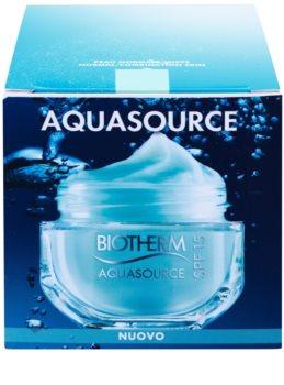 Biotherm Aquasource lekki krem nawilżający do cery normalnej i mieszanej