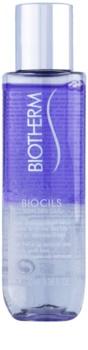 Biotherm Biocils dvokomponentni odstranjevalec ličil za oči za vse tipe kože, vključno z občutljivo kožo