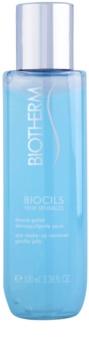 Biotherm Biocils гель для зняття макіяжу для шкіри навколо очей для чутливої шкіри