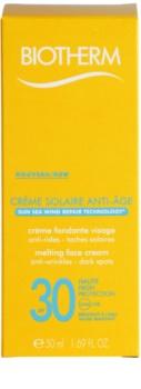 Biotherm Créme Solaire Anti-Age crema contur pentru bronzat SPF 30