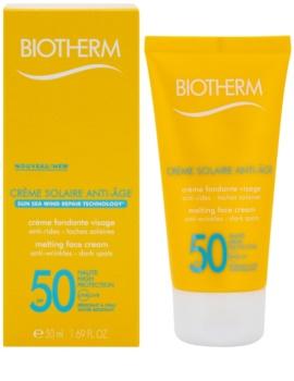 Biotherm Créme Solaire Anti-Age crema solar antiarrugas SPF50