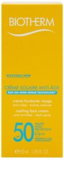 Biotherm Crème Solaire Anti-Âge crema contur pentru bronzat SPF 50