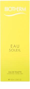 Biotherm Eau Soleil eau de toilette pentru femei 100 ml