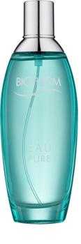 Biotherm Eau Pure spray corporal para mujer 100 ml