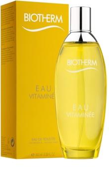 Biotherm Eau Vitaminée Eau de Toilette voor Vrouwen  100 ml