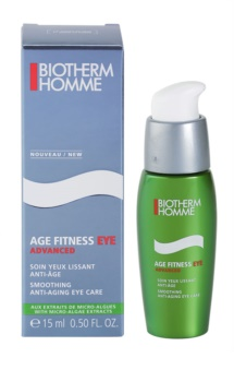 Biotherm Homme Age Fitness Advanced Eye crème gel yeux anti-âge