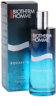 Biotherm Homme Aquafitness Eau de Toilette voor Mannen 100 ml