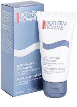 Biotherm Homme baume après-rasage pour peaux sensibles