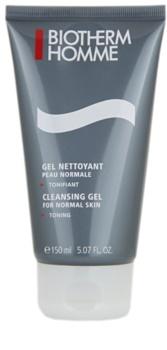 Biotherm Homme gel limpiador para pieles normales