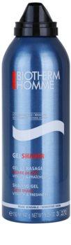 Biotherm Homme gel na holení pro citlivou pleť