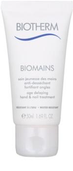Biotherm Biomains krém na ruce a nehty