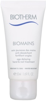 Biotherm Biomains krém na ruky a nechty
