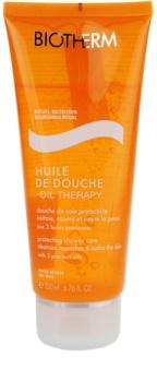 Biotherm Oil Therapy Huile de Douche ulei de dus pentru pielea uscata sau foarte uscata
