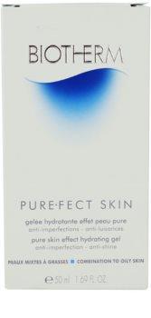 Biotherm PureFect Skin gel hidratant pentru ten acneic