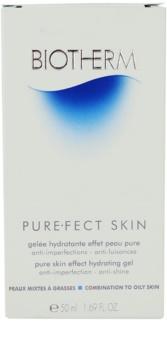 Biotherm PureFect Skin hidratáló gél problémás és pattanásos bőrre