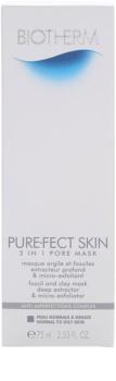 Biotherm PureFect Skin čisticí maska 2v1