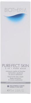 Biotherm PureFect Skin Reinigingsmasker  2 in 1