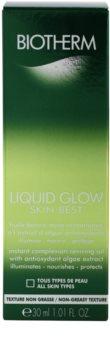 Biotherm Skin Best Liquid Glow huile sèche nourrissante pour une peau lumineuse