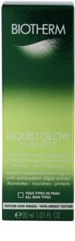 Biotherm Skin Best Liquid Glow vyživujúci suchý olej pre rozjasnenie pleti