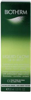 Biotherm Skin Best подхранващо сухо олио за озаряване на лицето