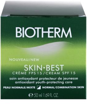 Biotherm Skin Best antioxidačný pleťový krém pre normálnu až zmiešanú pleť