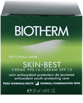 Biotherm Skin Best crema de fata antioxidanta pentru piele normala si mixta